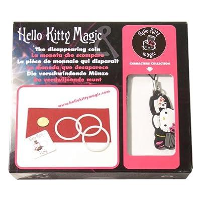 Hello Kitty Magic MS2009 - Décoration de Fêtes - Tour de Magie - La Pièce qui Disparaît