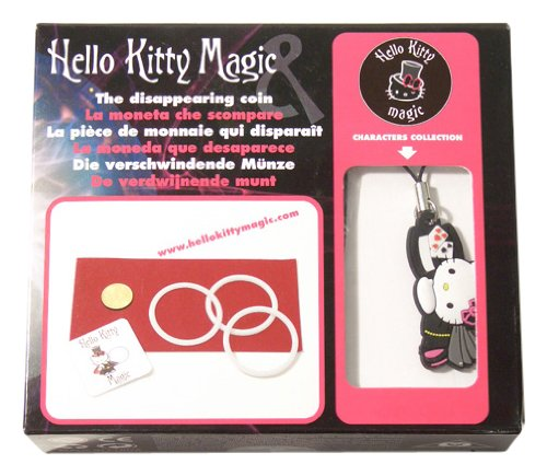 Hello Kitty Magic MS2009 - Dé coration de Fê tes - Tour de Magie - La Piè ce qui Disparaî t