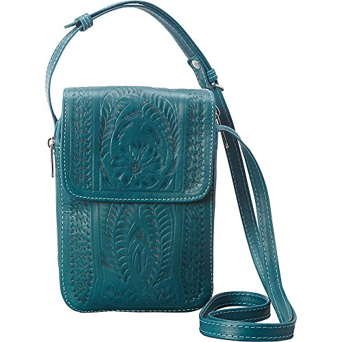 ropin-west-crossover-purse-turquoise