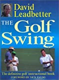 img - for The Golf Swing: The Definitive Golf Instructional Book by David Leadbetter (2001-08-01) book / textbook / text book