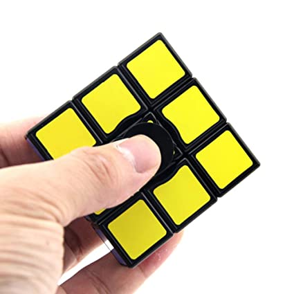 Alician 133 Finger Magic Cube Stress Relieve Puzzle Toy for Brain Development