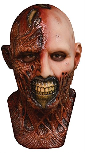 Scary-Masks Darkman Latex Mask Halloween Costume - Most Adults (Most Scary Halloween Costumes)