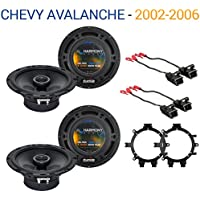 Chevy Avalanche 2002-2006 OEM Speaker Replacement Harmony R5 R65 Package New