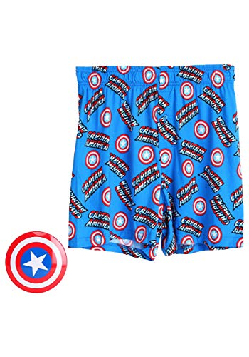 Marvel Captain America Boxer Shorts X-Large ()