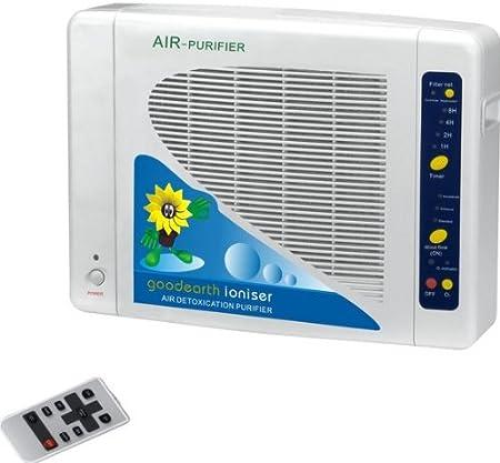 GOWE® multiplicar HEPA – Purificador de aire con iones negativos y ...