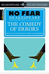 The Comedy of Errors (No Fear Shakespeare) Paperback