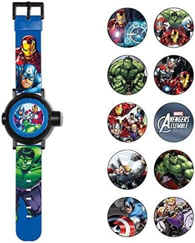 Avon Marvel Avengers Projection Watch