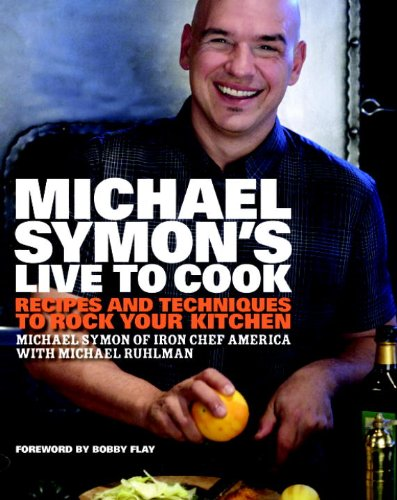 Michael Symon's Live to Cook: Recipes and Techniques to Rock Your Kitchen - Greek Salad Recipes
