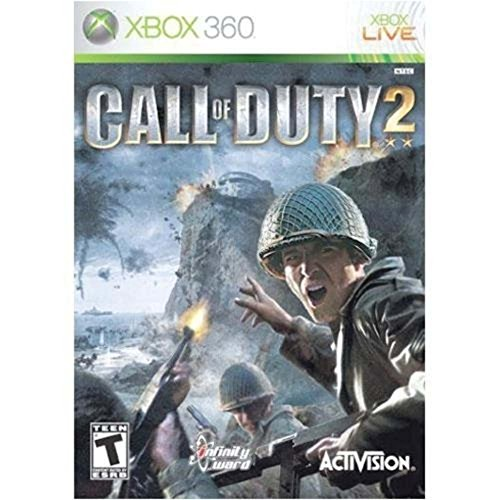 Call of Duty 2 - Xbox 360 (2 Of Duty Call)