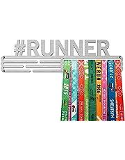 UNITED MEDALS Running medaille hanger #RUNNER - RVS houder …