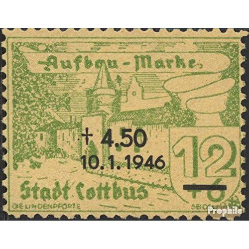 cottbus 30w 1946 Jour le marque (Timbres pour les collectionneurs)