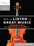 "Learn how to better appreciate music in this guide—from one of the most trusted names in continuing education—that will unlock the knowledge you need to understand ""the most abstract and sublime of all the arts.""Whether you're listening in a concert ..."