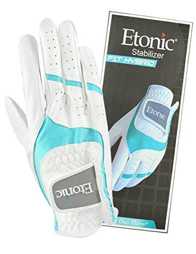 Etonic Stabilizer Lady F1T Hybrid Lrh Gloves, Medium, ()
