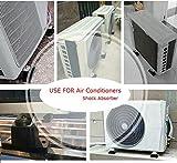 AC Parts 4Pack Anti-Vibration Rubber Pads,Shock