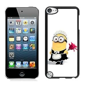 Fashion Designed Despicable Me 4 Black iPod Touch 5 Phone Case