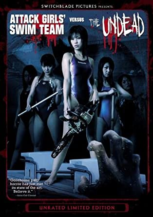 Amazon.com: Attack Girls Swim Team vs The Undead: Koji ...