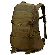 Mardingtop Tactical Backpack/Military Rucksacks/Sports Outdoor Military Bag for Shotting Hunting Camping Hiking Trekking