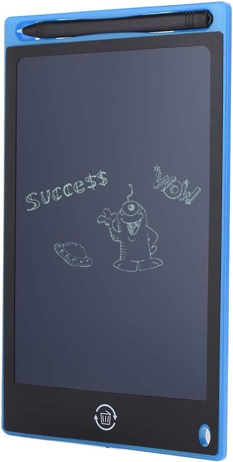 ライティングボード、ライトエナジー手書き子供向けキッズグラフィティボード(blue)