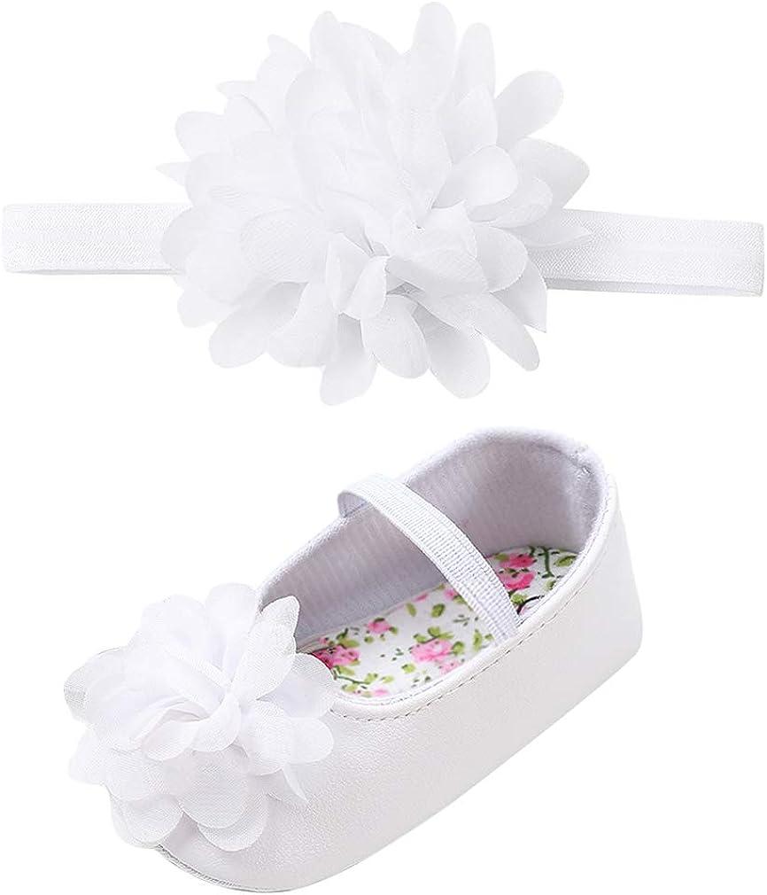GEMVIE Sandales Enfant Fille Fleur Chaussure Princesse Similicuir Respirant Antid/érapant Ballerine Scratch Printemps Automne
