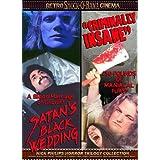 Criminally Insane/Satan's Black Wedding HORROR CLASSICS
