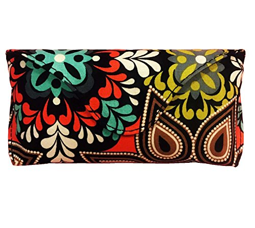 Vera Bradley Sunglass / Eyeglass Case in - Beach Vero Eyeglasses