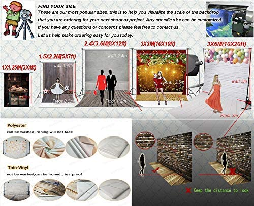 MIVENCHY Happy Halloween Photography Backdrop and Studio Props Great as Photo Booth Background Costume Dress-up Party Supplies and Event DecorationsThrilling Night Cemetery Pumpkin Halloween Party