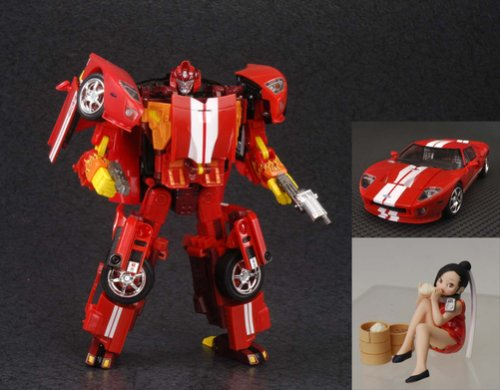 Transformers Takara Binaltech BTA-05 Hot Rodimus Ford for sale  Delivered anywhere in USA