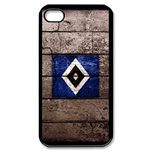 Hamburger SV Phone Case For iPhone 4,4S D26234