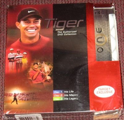Tiger: The Authorized DVD Collection Target Exclusive