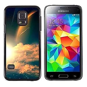 Stuss Case / Funda Carcasa protectora - The Heavenly Beings - Samsung Galaxy S5 Mini, SM-G800
