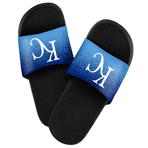 Kansas City Royals 2016 Mens Textured Sport Slide - Team Color