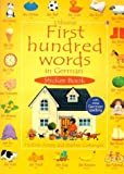 First Hundred Words in German Sticker Book, H. Amery and S. Cartwright, 0794505627