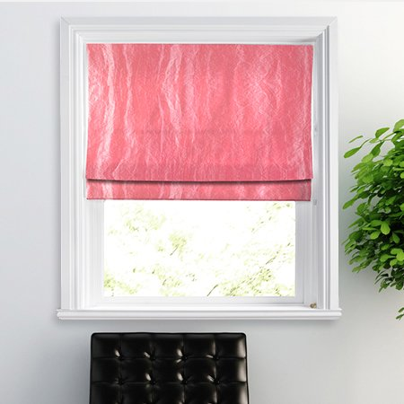 Polo Hot Pink Roman Blind Pink Amazon Co Uk Kitchen Home