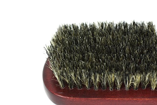 SOFT 100 PURE BOAR BRISTLE WAVE HAIR BRUSH DURAG MAN By Annie