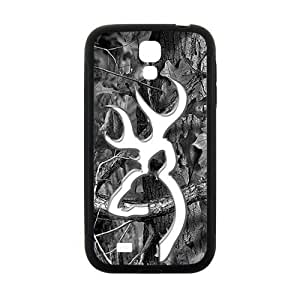 Happy Browning Fashion Comstom Plastic case cover For Samsung Galaxy S4