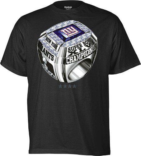 ny giants super bowl ring - 9