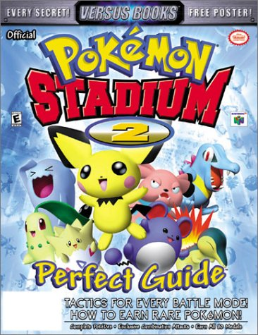 Amazon In Buy Versus Books Official Pokemon Stadium 2 Perfect Guide Book Online At Low Prices In India Versus Books Official Pokemon Stadium 2 Perfect Guide Reviews Ratings