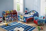 Delta Children 3D-Footboard Toddler Bed, Nick