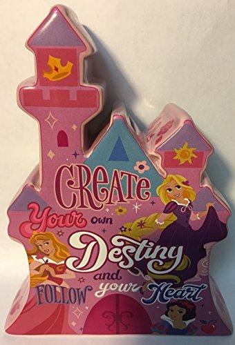 Disney Parks Princess Castle Ceramic Coin Bank