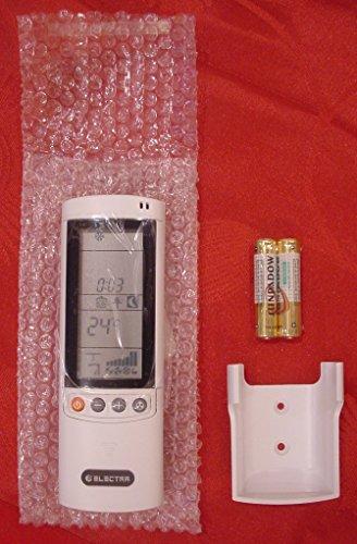 Aire acondicionado mando a distancia control-airwell emailair Electra rc-7i-1