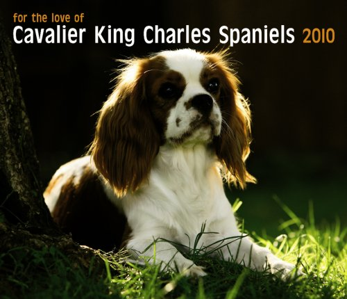 Cavalier King Charles Spaniels, For the Love of 2010 Deluxe Wall