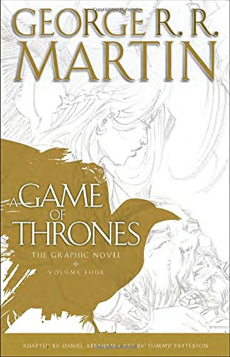 Game Thrones Graphic Novel Four