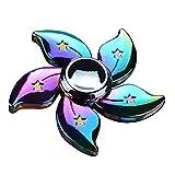 Fidget Spinner UCLL Bauhinia Flower Hand Spinning Toy EDC Focus Stress ...