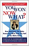 You Won Now What?, Taegan D. Goddard and Christopher Riback, 0684852039