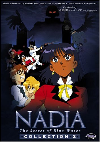 (Nadia, The Secret of Blue Water - Collection 2 (Vols. 6-10))