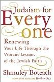 Judaism for Everyone, Shmuley Boteach, 0465007945