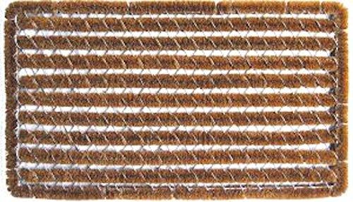 Rectangular Stripes Wire Brush Bootscraper (Baby Traffic Light Costume)