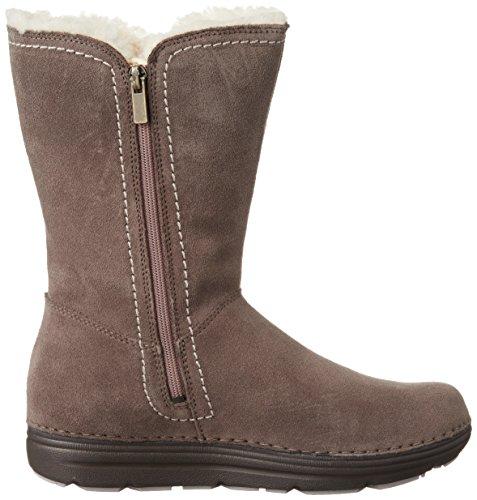Ladies Casual GTX Boots Net Beige Clarks Nelia rPqaWzUnrw