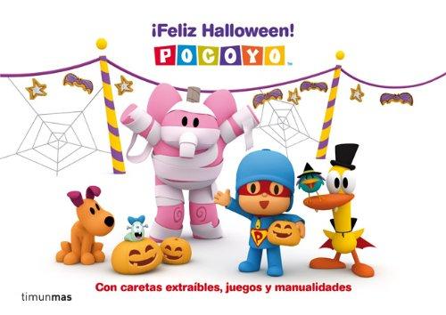 Pocoyó. ¡Feliz Halloween!
