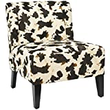 Safavieh Mercer Collection Robert Cowhide Accent Chair